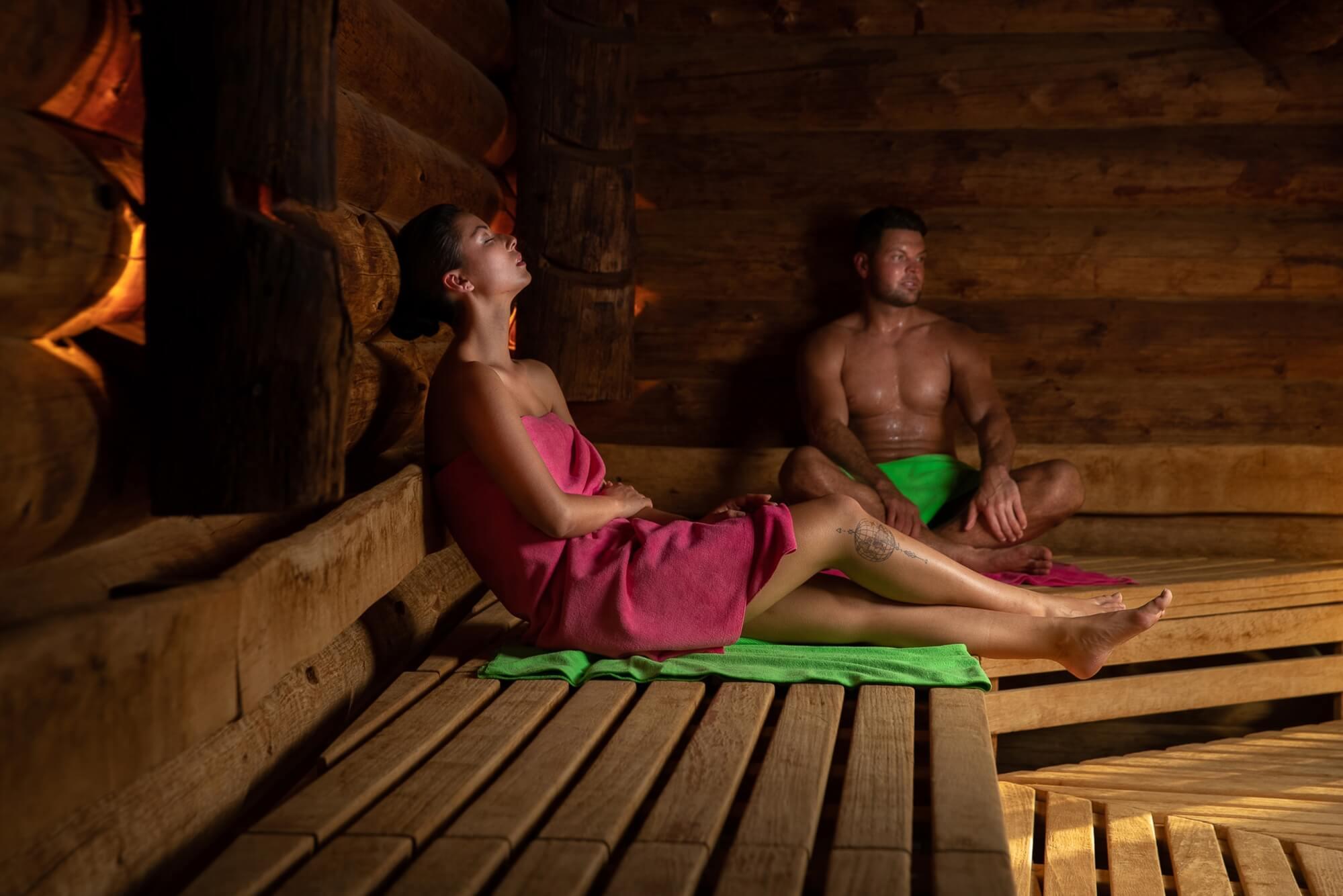 AquaSpa Soest Sauna
