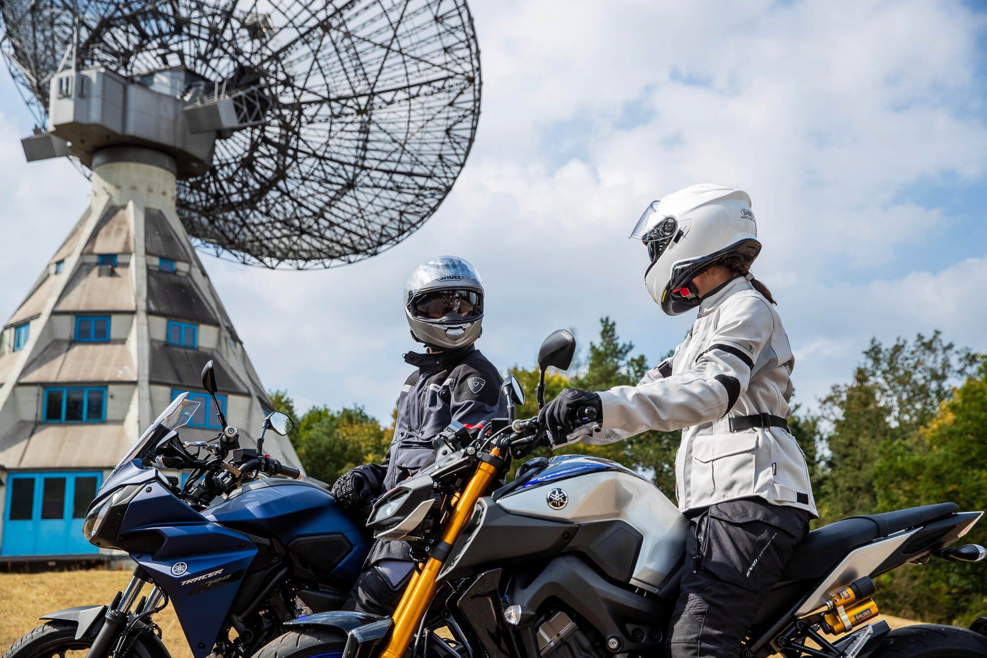 Shoei Motorrad Helme