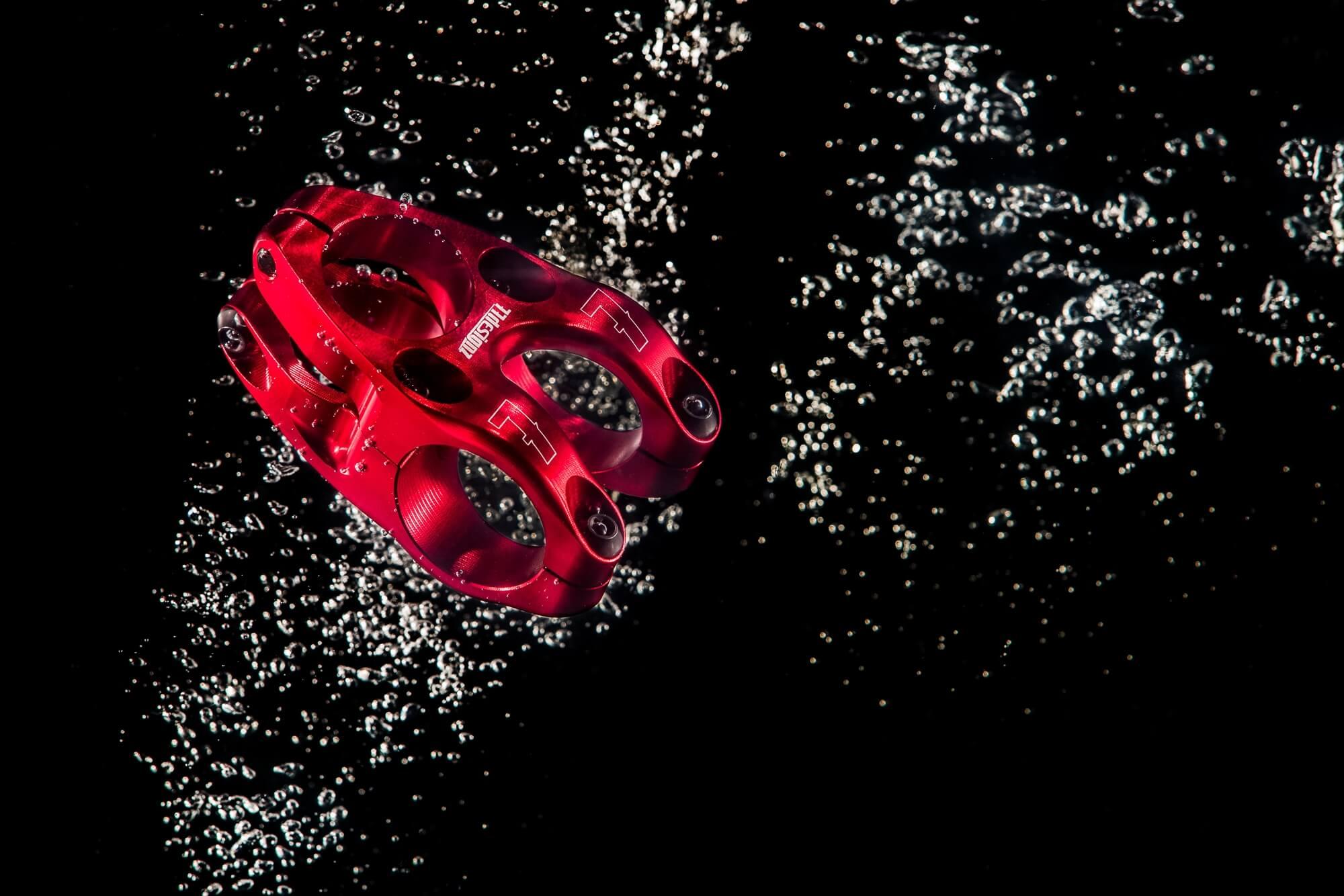 Unterwasser Produktfotografie