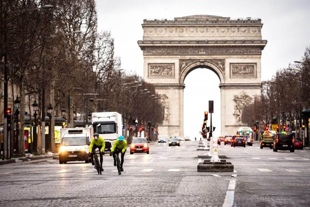Stippvisite in Paris